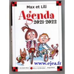 Agenda scolaire Max et Lili...