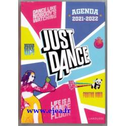 Agenda scolaire Just Dance...