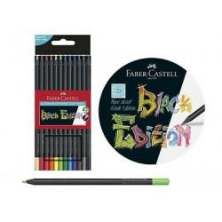 Black Edition 12 crayons de...
