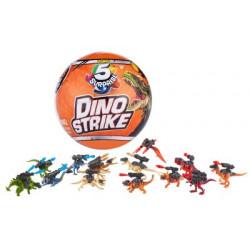 Dino Strike Boule 5 suprises