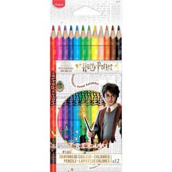 Harry Potter 12 crayons de...