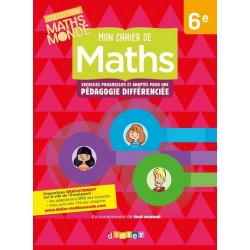 Mon cahier de maths 6e
