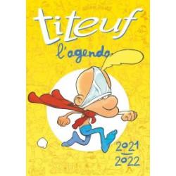 Agenda scolaire Titeuf...