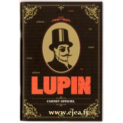 Carnet Lupin Carnet...