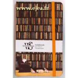 Notebook A la bibliothèque