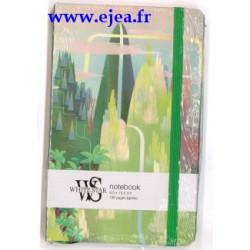 Notebook Le Jardin de L'Eden