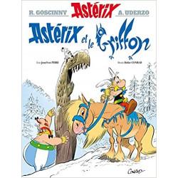 Astérix et le Griffon Tome 39