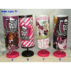Monster High Lampe tube