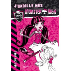 J'habille mes Monster High...