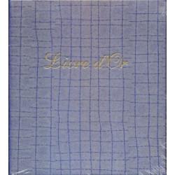 Livre d'Or Shiny bleu