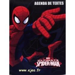 Spiderman Cahier de textes