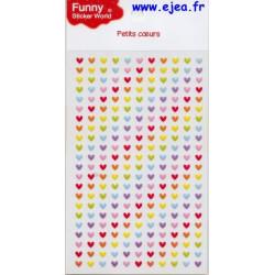 Funny Sticker World Petits...