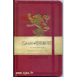 Carnet luxe Game of thrones...