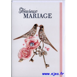Carte Heureux Mariage...