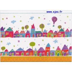 Carte postale Hanra Village