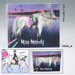 Miss Melody Stylise ton cheval