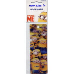 Minions marque-page 3D