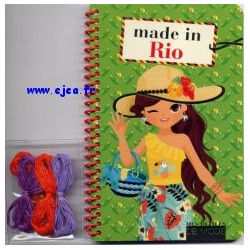 Carnet Made in Rio Mes...