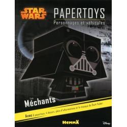 Star Wars PaperToys Les...