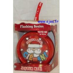Flashing Boules Joyeux Noël...