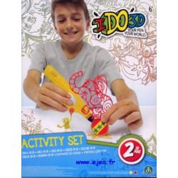 IDO3D Set d'activités