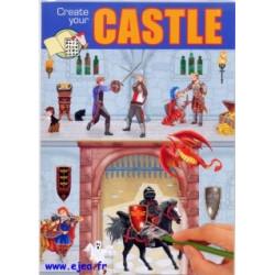 Décalcomanies Château fort