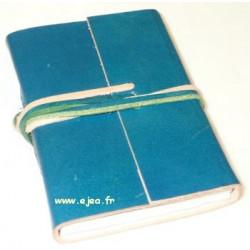 Carnet de notes Epigr'AM bleu