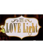 Love Light Photophores personnalisés