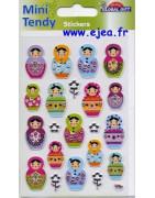 Stickers Sweet et Mini Tendy